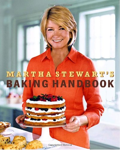 Martha Stewart'S Baking Handbook front-554900