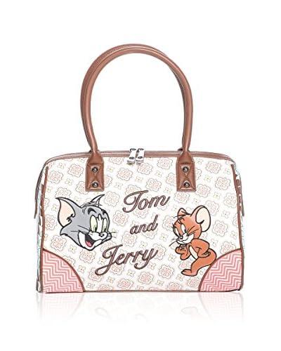 Hoy Collection Bolso asa de mano Tom & Jerry Hipster