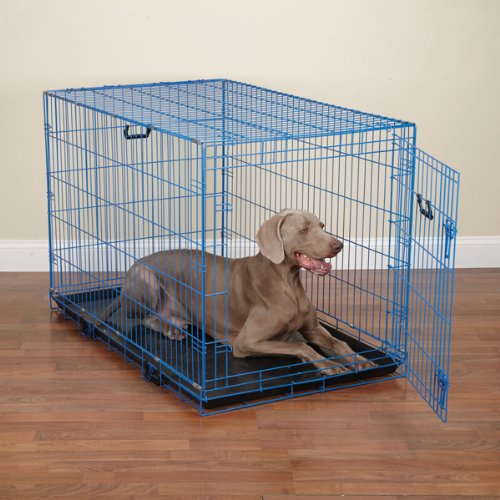Large Dog Crate With Divider