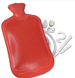 Jobar International Deluxe Hot Water Bottle Kit