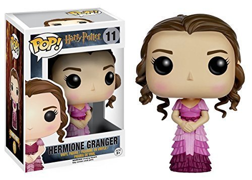 Funko POP! Harry Potter - Yule Ball Hermione Granger #11 Vinyl Action Figure