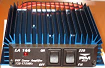 New RM Italy LA 144 Wideband VHF 2M amplifier (135-175 mhz) for HT Radio