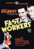 NEW Fast Workers (1933) (DVD)