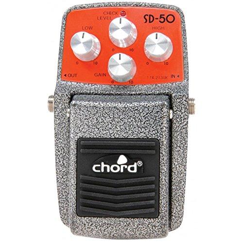 Chord SD-50 Super Distortion Pedale effetti chitarra