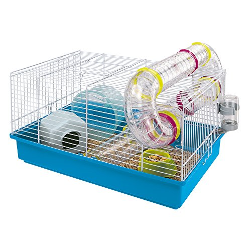 Ferplast Hamster Cage 51iGdPA0lYL hamster cages Hamster Cages | Toys | Balls | Treats | Bedding 51iGdPA0lYL