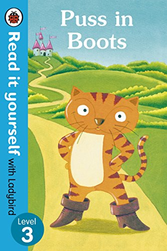 Puss In Boots - Level 3 (Read It Yourself Level 3)