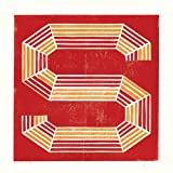 S by James Brown (Alphabet Lino Print)