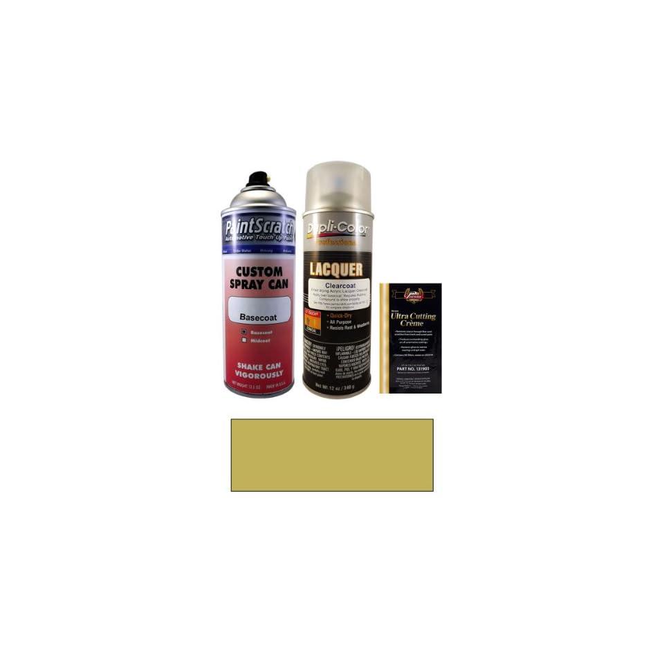 12.5 Oz. Medium Suede Metallic Spray Can Paint Kit for 1988 Dodge Ram Pickup (GK4/DT6633)