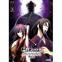 Hakuoki Season 3: Complete