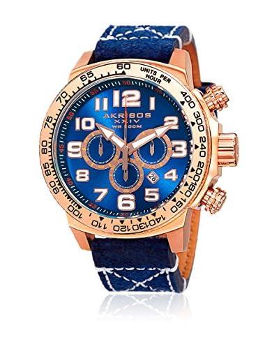 Akribos XXIV Reloj de cuarzo Man AK842RGBU 51 mm
