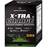 British Nutritions Xtra Charge -Green Apple Flavour
