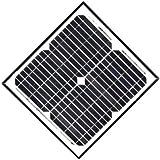 ALEKO® 15W 12V 15-Watt Monocrystalline Solar Panel