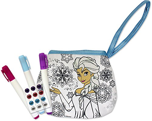Tara Toy Frozen Small Color N' Style Purse Playset - 1