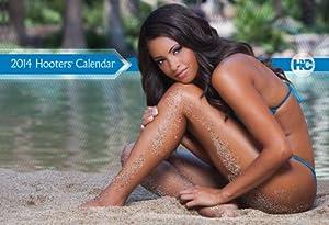 Hooters 2014 Calendar