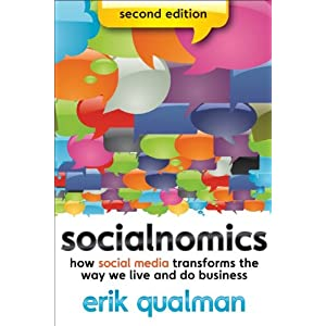 Socialnomics: How Social Media Transforms the Way We Live and Do Business Cover