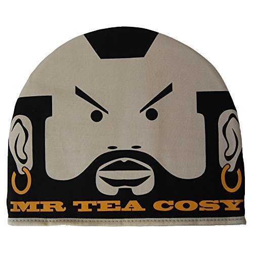 Mr. T Tea Cosy - classic 80's retro A Team BA Baracus (with free key ring)