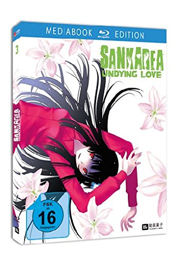 Sankarea - Undying Love, Vol. 3