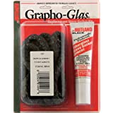 Rutland 96W-6 Grapho-Glas Rope Gasket Replacement Kit, 5/8-Inch by 7-Feet