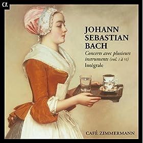 Bach: Concerts avec plusieurs instruments (Vol. I � VI) - Int�grale