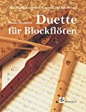 Duette für Blockflöten/ Alte Musik aus Irland, England und...