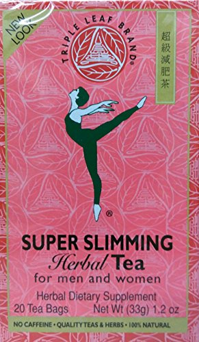 Triple Leaf Tea Super Slimming Tea (3X20 Bag)