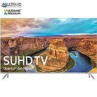 Samsung UN49KS8000 49-Inch 4K Ultra HD Smart LED TV (2016 Model) by Samsung