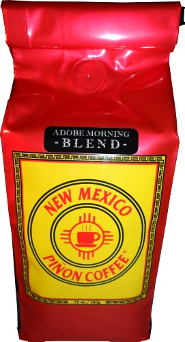 Nm Piñon Coffee Adobe Morning Blend 12Oz. Whole Bean