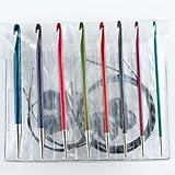Knitter's Pride Dreamz 6-inch (15cm) Tunisian/Afghan Crochet Hook Set 600151