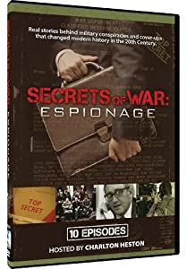 a history of espionage movies  movie stars to athletes, the oss boasts an impressively long list of famous  secret agents here is our list of surprising spies throughout history.