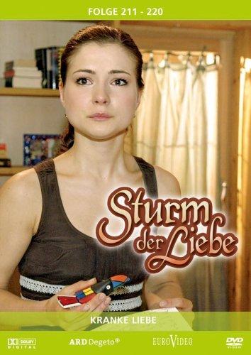 Sturm der Liebe 22 - Folge 211-220 (3 DVDs)