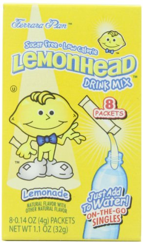 Sugar Free Lemonhead Drink Mix