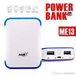HAME ME-13 6600mAh ( Dual USB ) Power Bank