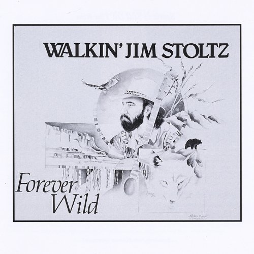Spirit Is Still on the Run/Forever Wild by Walkin Jim Stoltz