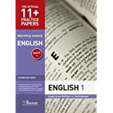 11+ Practice Papers, English, Multiple Choice: Test 1, Test 2, Test 3, Test 4 (The Official 11+ Practice Papers)by Educational Experts