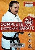 Complete Shotokan Karate - full white to black belt series (8 DVDs)