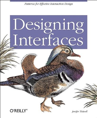 Designing Interfaces: Patterns for Effective Interaction...