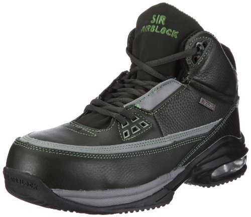 Sir Safety Airblock Karakorum S3 HRO Work And Safety Shoes - S3 Men green Grün/dunkelgrün Size: 10 (44 EU)