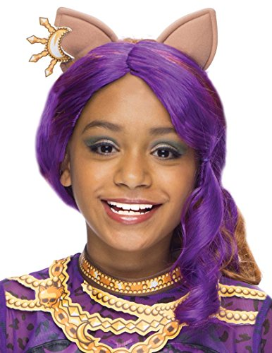 Rubies Monster High Clawdeen Wolf Child Costume Wig
