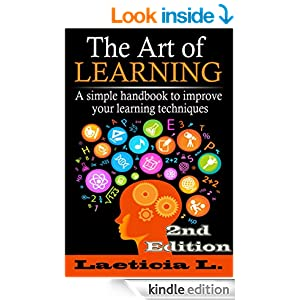 Laeticia L.s The Art of Learning Kindle eBook