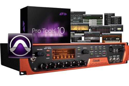 Avid 9900-65182-00 Pro Tools plus Eleven Rack