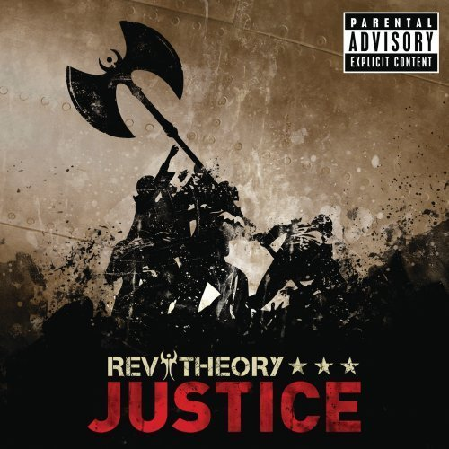 Justice by Rev Theory (2011) Audio CD