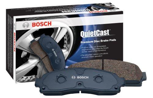 Bosch Bonded Brake Shoe fits 2004-2008 Toyota Corolla  BOSCH BRAKE