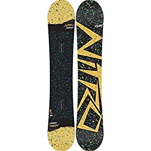 Nitro Runaway Snowboard - Women's One Color, 153cm
