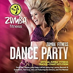Zumba Fitness Dance Party from UMe
