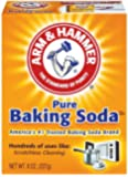 BAKING SODA 8oz Baking Soda Box