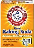 Arm & Hammer Pure Baking Soda, 8oz(227g)