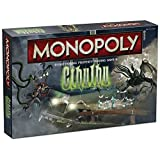 Monopoly: Cthulhu Board Game (Color: Multi-colored)