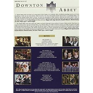 DOWNTON ABBEY L'intégrale saison 1 à 4 [Import Belge]