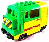 Lego Duplo Eisenbahn / Lokomotive aus Set 5609