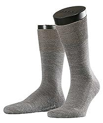 Falke Airport Plus Socks (41-42, Grey)